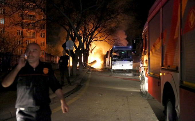 Теракт в Турции: появились видео и новые данные о жертвах