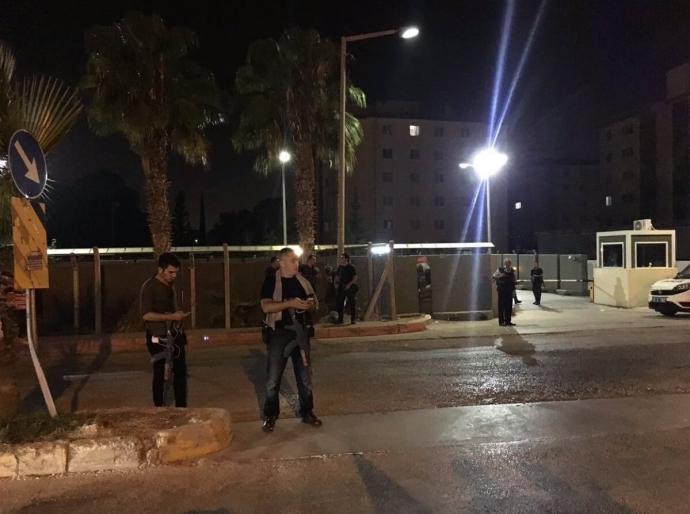 У Туреччині силовики заблокували військову базу США: опубліковані фото та відео (1)