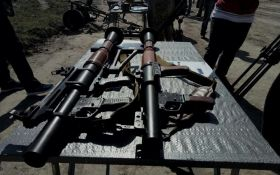 В Укроборонпроме представили новый гранатомет украинского производства