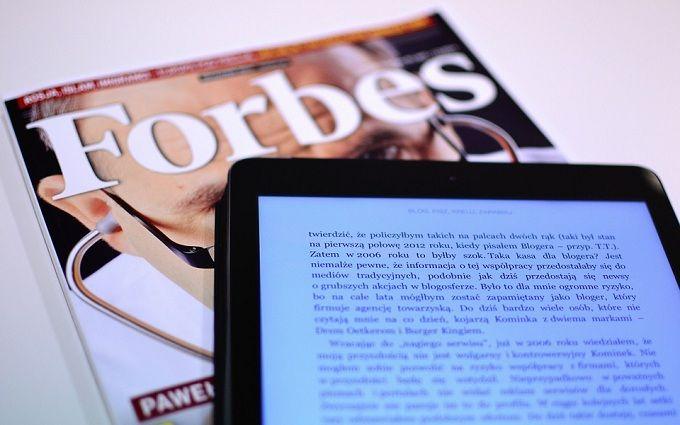 Forbes назвал самых высокооплачиваемых знаменитостей мира