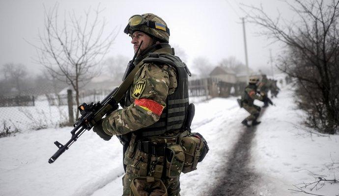 Боевики нарушили перемирие 25 раз