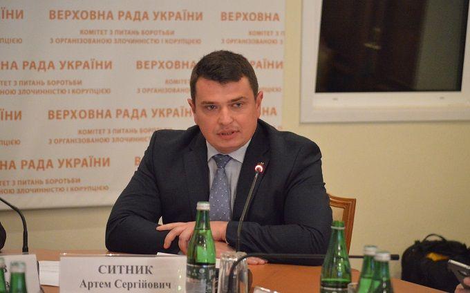 НАБУ проінформувало Німеччину про російське громадянство для Крючкова - Ситник