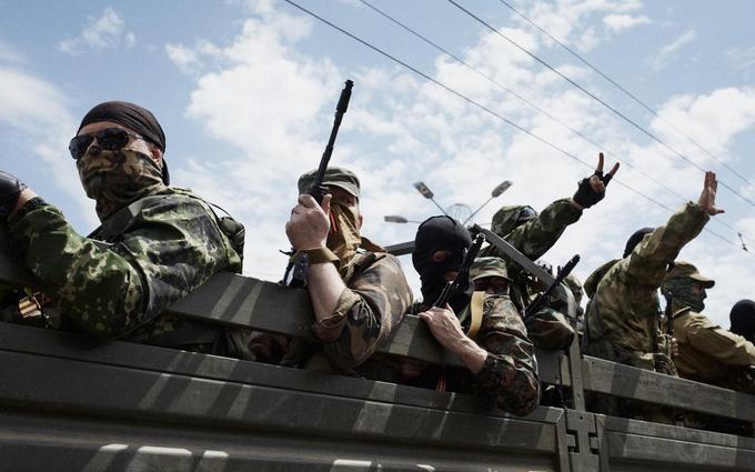 Сили АТО відбили атаку ворожих ДРГ: бойовики понесли втрати