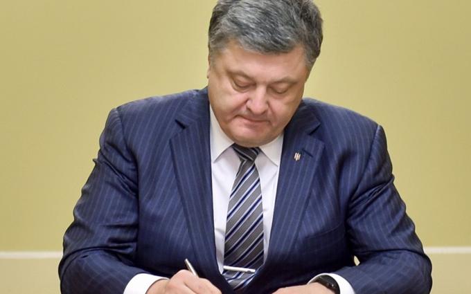 Порошенко новим указом розширив можливості ЗСУ
