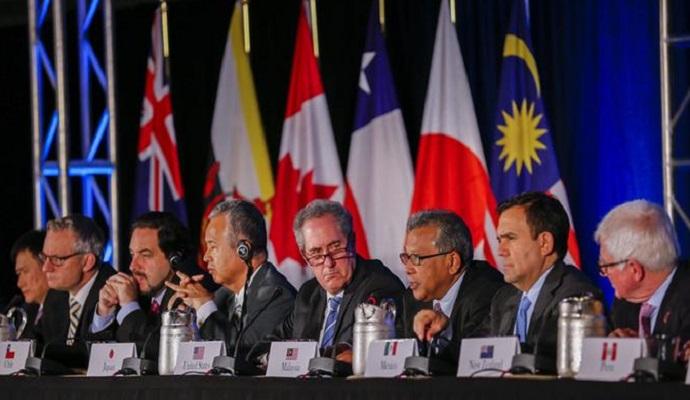 Министры 12 стран подписали крупнейшее за 20 лет торговое соглашение