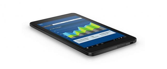 Компания Dell представила обновленный планшет Venue 8 Pro на Windows 10