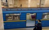 У київському метрополітені гуляв голий чоловік