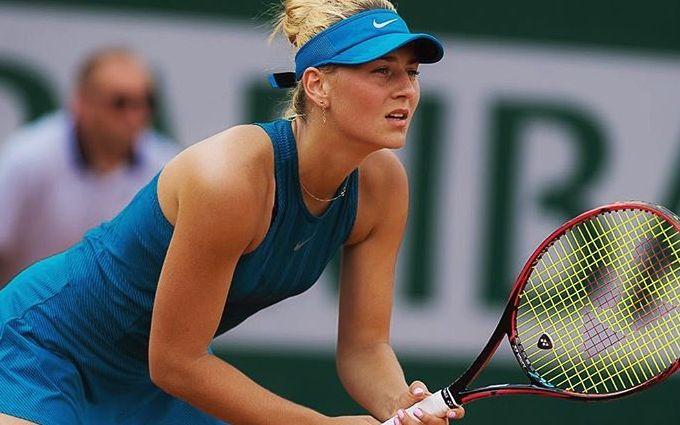 Украинская теннисистка завоевала громкую победу на престижном турнире
