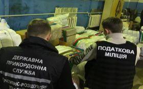 Силовики ликвидировали шокирующую по объему схему контрабанды в Россию