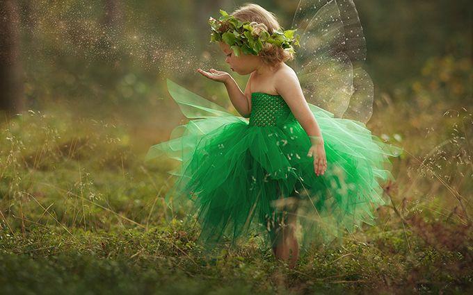 Мама создает детям потрясающие сказочные костюмы: яркие фото