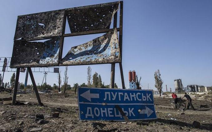 Бойовики ДНР чекають допомоги з Криму, а жителі б'ють окупантів - інформація розвідки