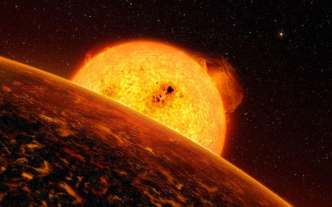 Виявлена нова планета, де може існувати життя: опубліковано відео