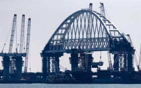 Будівництво Кримського мосту: сім компаній з Нідерландів обвинувачують у допомозі окупантам