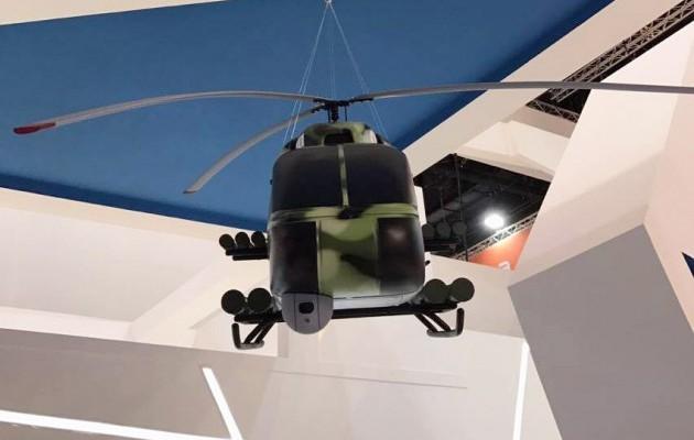 На международной выставке показали украинский боевой вертолет: опубликованы фото (1)