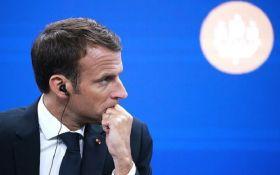 Масштабные протесты во Франции: Макрон принял неожиданное решение