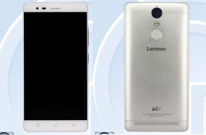 Смартфон Lenovo K5 Note сертифікований TENAA