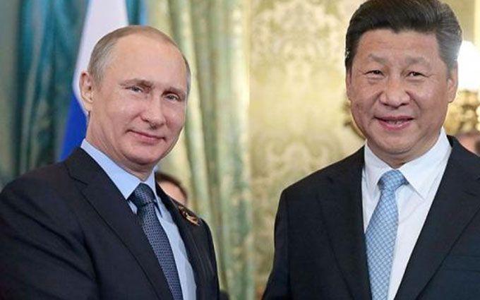 Дивний подарунок Путіна лідеру Китаю: з'явилося відео