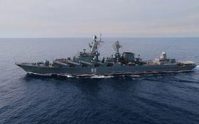 Катастрофічна ситуація: в НАТО заявили, що РФ стягує флот до берегів Сирії