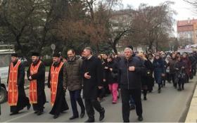 Украинский мэр не поверил в патриотизм секс-меньшинств