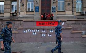 Убийства, пытки, рабский труд: в Москве провели мощную акцию против беспредела в российских колониях