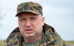 Турчинов рассказал о возможности силового освобождения Донбасса