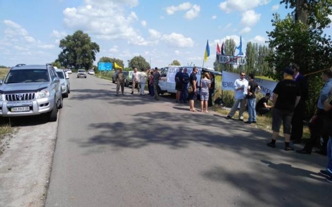 Організатор хресної ходи на Київ зробив заяву щодо пікетів