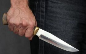 Житель Херсона устроил кровавую резню, много раненых