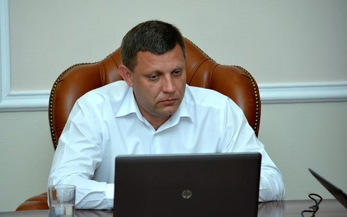 Ватажок ДНР назвав фантастичні умови повернення в Україну