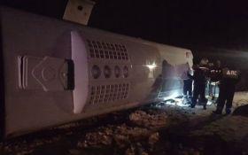 У Росії сталася ДТП з пасажирським автобусом, є жертви