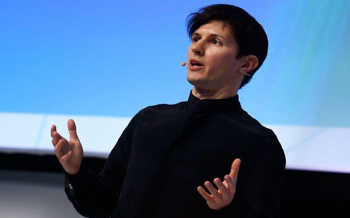 Дуров пожертвует миллионы долларов на обход блокировок в российском интернете