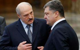 """""""Мы родные люди, кто нас может разделить? Никто!"""" - Лукашенко Порошенко"""