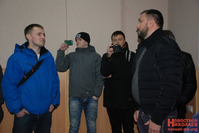 В Николаеве сорвали пропагандистскую акцию партии Медведчука: появились фото (4)
