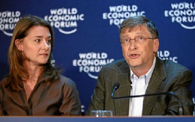 Відомі нові неочікувані подробиці розлучення Білла і Мелінди Гейтс