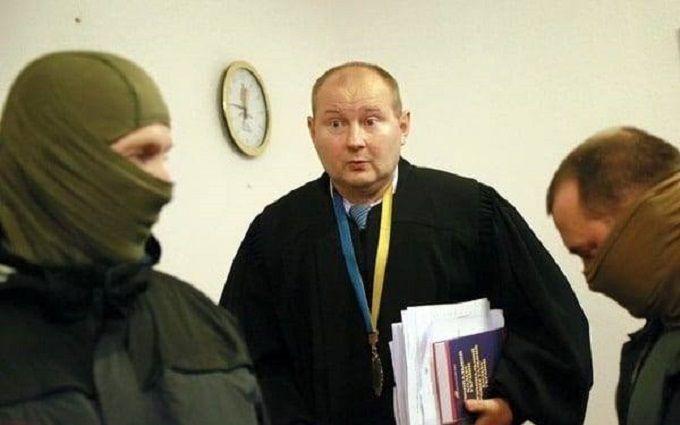 Як скандальний суддя тікав із України: з'явилося смішне відео