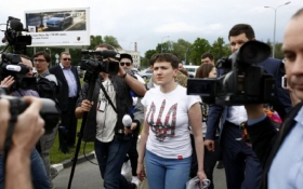 Починається найцікавіше: в соцмережах коментують повернення Савченко