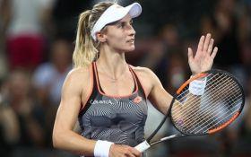 Сенсационно обыграла пятую ракетку мира: украинка прорвалась в финал престижного турнира WTA