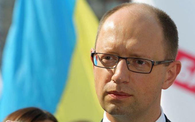 Яценюк рассказал, готов ли оставить кресло премьера