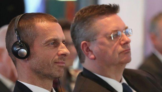 Чеферин готов исключить ПСЖ из еврокубков