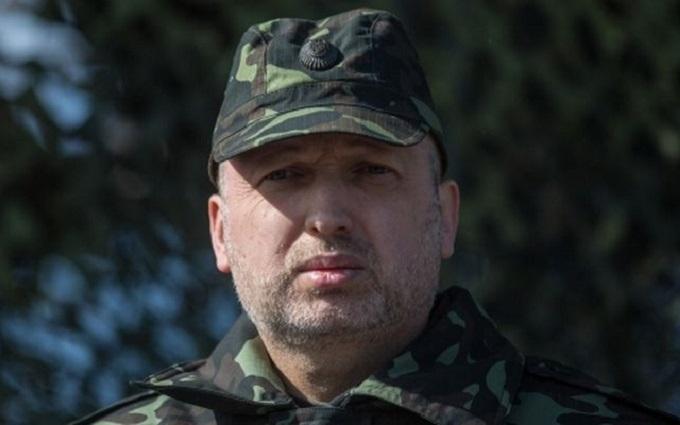 Турчинов зробив гучну заяву щодо мобілізації
