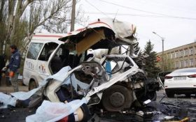 ДТП в Кривом Роге: количество жертв возросло