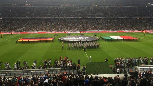 Германия - Италия - 4-1: феерический разгром (3)