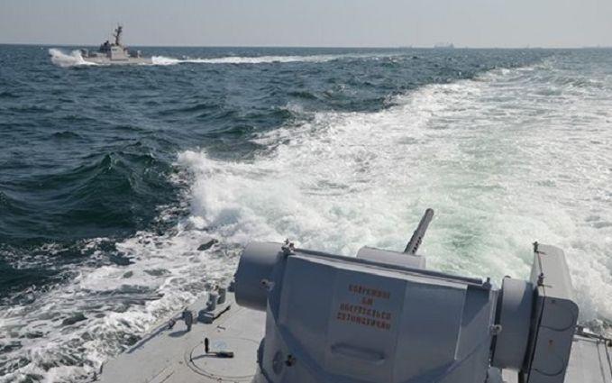 В Міноборони нарешті пояснили, чому українські моряки не стріляли у відповідь росіянам на Азові