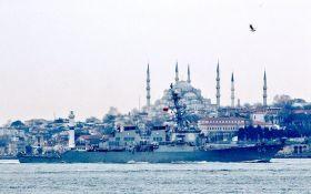 У Чорне море увійшов другий військовий корабель США: опубліковано фото