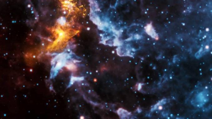 """NASA заметило в космосе """"большого голодного гоблина"""" — уникальные фото (1)"""