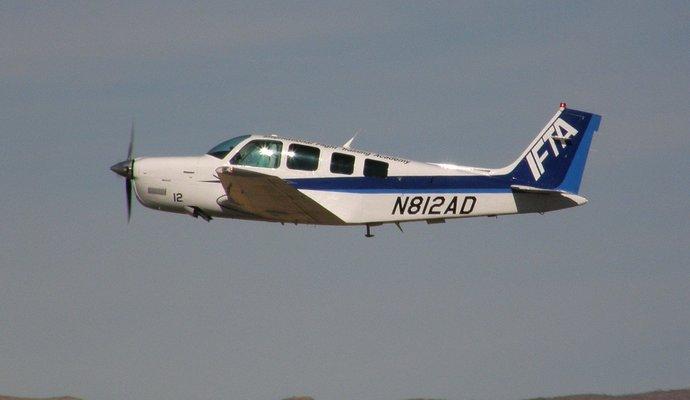 В США в результате столкновения разбилось два самолёта
