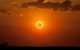 Солнечное затмение 2017: опубликовано видео