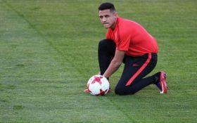 Возвращение Санчеса в Арсенал под вопросом из-за болезни