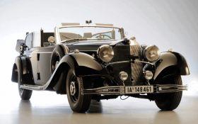 Парадний лімузин Гітлера продадуть на аукціоні в США