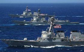 США відновлять Другий флот ВМС через загрозу з боку Росії