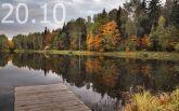 Прогноз погоди в Україні на 20 жовтня